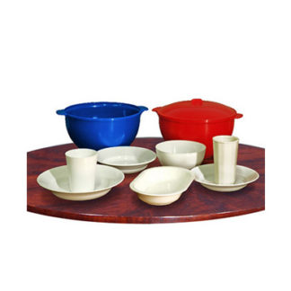 Многоразовая столовая посуда для горячих блюд