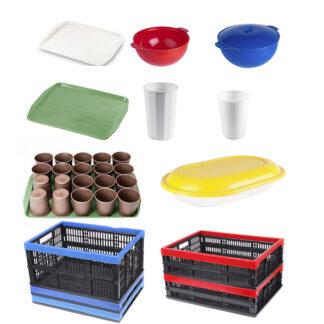 Пластмассовые изделия