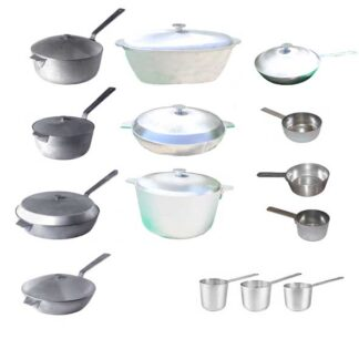 Кухонная посуда из алюминия