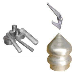 Строительные и ремонтные материалы из алюминия